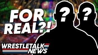 CRAZY Cancelled WWE Saudi Match Revealed! Hall of Famer Cries Over Cut Speech | WrestleTalk