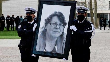 Hommage national à Stéphanie Monfermé : «A jamais, tu resteras dans nos cœurs»