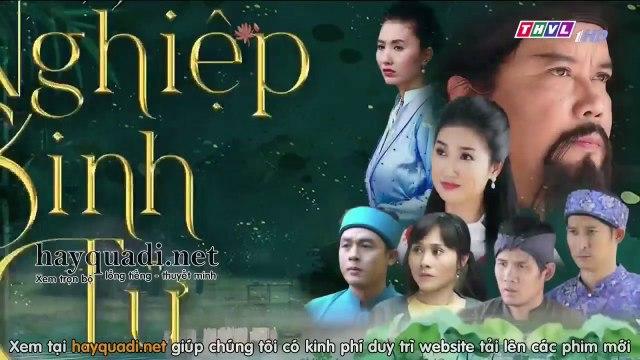 nghiep sinh tu  - phần 2 - tap 20 - phim Việt Nam THVL1 tap 21 -  phim nghiệp sinh tử p4