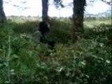Vidéo airsoft à Ryes 24.02.08