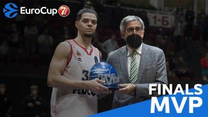 7DAYS EuroCup Finals MVP: Rob Gray, AS Monaco