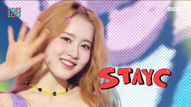 [HOT] STAYC - ASAP, 스테이씨 - 에이셉 Show Music core 20210501
