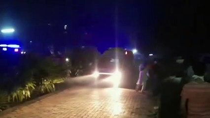 India, in fiamme reparto covid in un ospedale del Gujarat