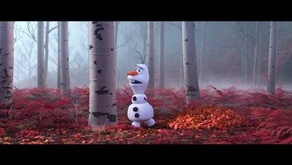 Frozen 2 Film Clip - Waar is Samantha