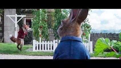 Pieter Konijn Op De Vlucht  Film trailer
