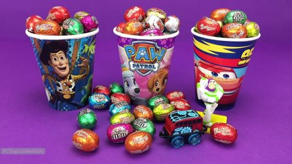 Speckled Eggs Surprise Cups Toy Story Paw Patrol LOL Hello Kitty Thomas and Friends Hotwheels