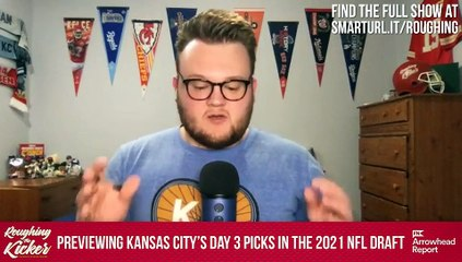 Kansas City Chiefs 2021 NFL Draft Day 3 Preview