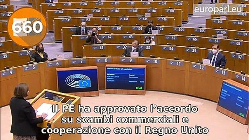Il riassunto della plenaria del Parlamento europeo