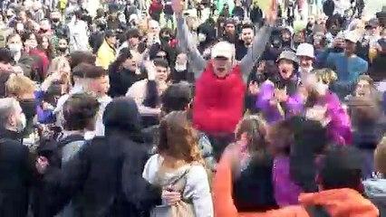 Covid-19: nuove proteste contro le restrizioni a Bruxelles e Vienna
