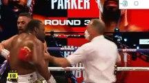 Derek Chisora vs Joseph Parker Full Fight 2021