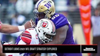 Detroit Lions 2021 NFL Draft Strategy Explored