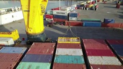Inviati in Germania i residui chimici del porto di Beirut, causa dell'esplosione la scorsa estate