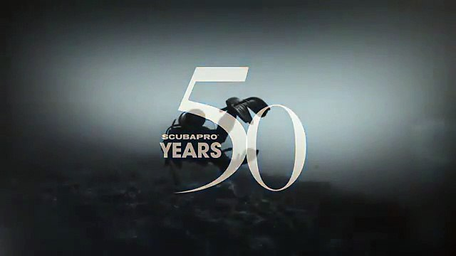 50 Years of Scubapro Regulators