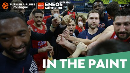 In the Paint | CSKA completed sweep of Fenerbahce