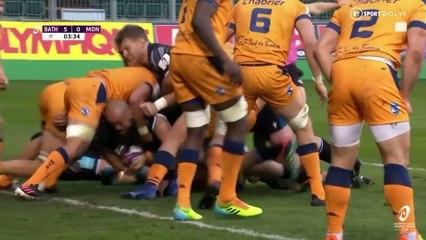 Bath Rugby v Montpellier - Semi-Final Highlights