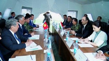 Si placano le tensioni al confine tra Kirghizistan e Tagikistan