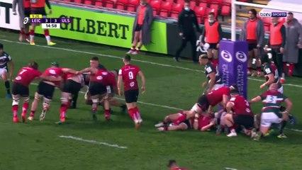 Résumé de la demi-finale : Leicester Tigers - Ulster Rugby