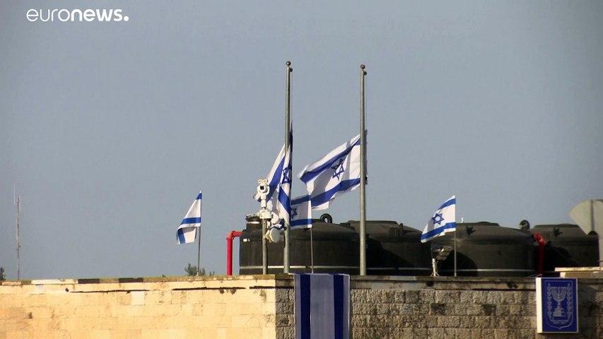 شاهد: يوم حداد في إسرائيل على قتلى حادث التدافع على جبل ميرون