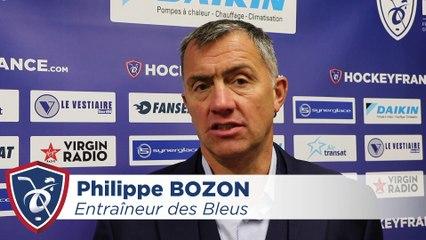 France - Italie (4-1), les réactions de Philippe Bozon et Floran Douay
