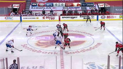 Canadiens @ Flames 4/24/21   Nhl Highlights