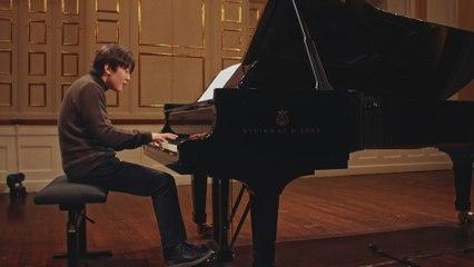 Seong-Jin Cho - Mozart: Allegro in D Major, K. 626b/16