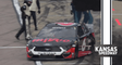 Ryan Newman penalized for pit road body modification