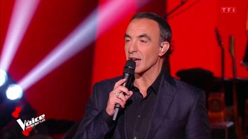 The Voice : Marc Lavoine encense Jim Bauer