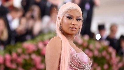 Nicki Minaj Rocks Pink Crocs as She Hints at Her Comeback on Social Media | Billboard News