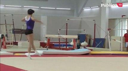 El 'me too' de las gimnastas