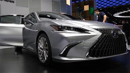 Lexus auf der Auto Shanghai 2021