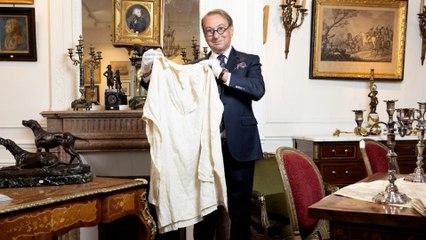 Vente aux enchères: «Les passionnés de Napoléon ont toujours été là»