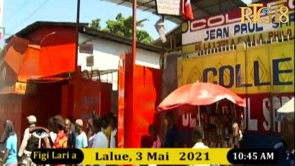 Port-au-Prince Figi Lari / 3 Mai 2021