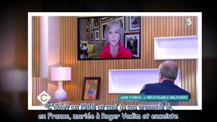 Jane Fonda - ses confidences sur son amitié avec Simone Signoret