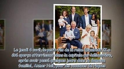 Kate Middleton et le prince William - leur astuce maline pour préserver l'intimité de George, Charlo