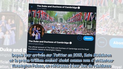 Kate Middleton et le prince William - ce petit changement très remarqué sur les réseaux sociaux