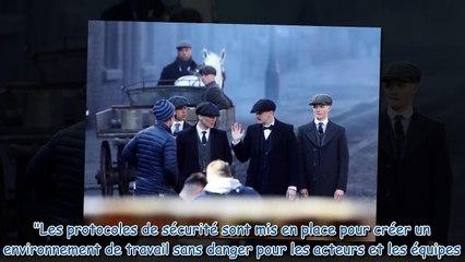 """Peaky Blinders - un tournage très """"covid friendly"""" - Une enquête est ouverte"""