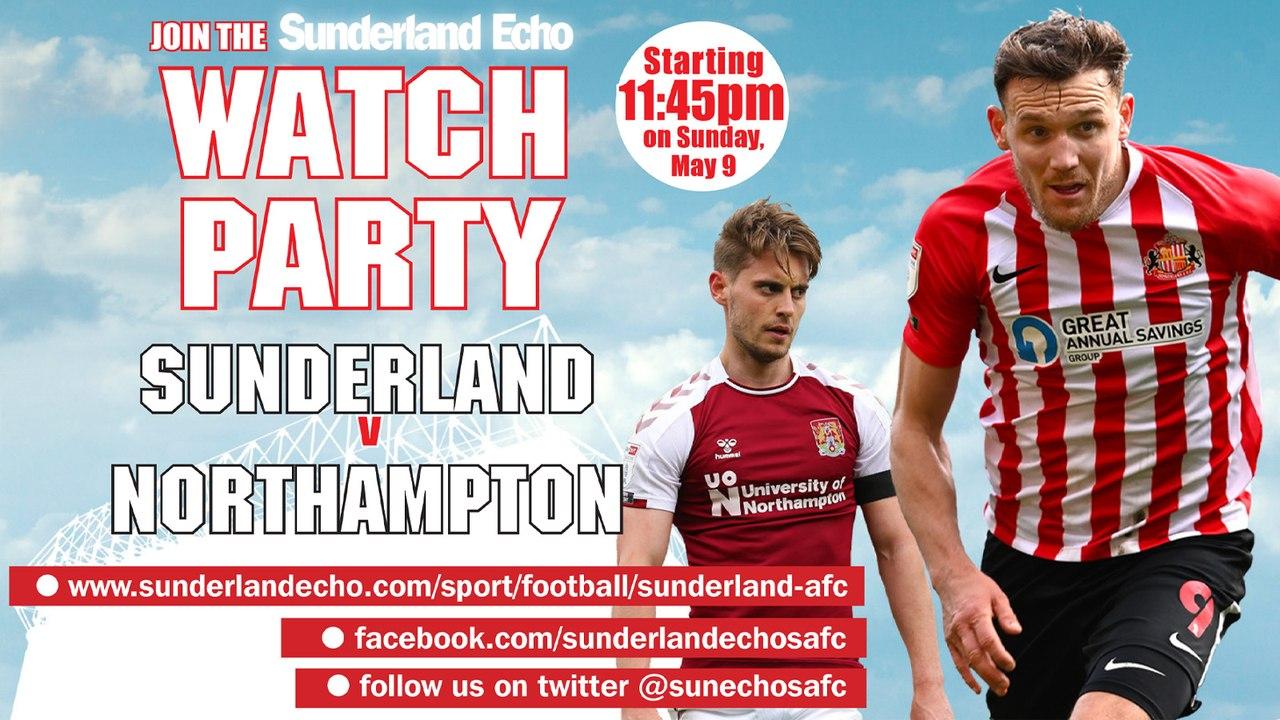 sunderland vs northampton town - photo #11