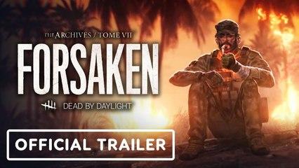 Dead by Daylight Tome 7- Forsaken - Official Reveal Trailer