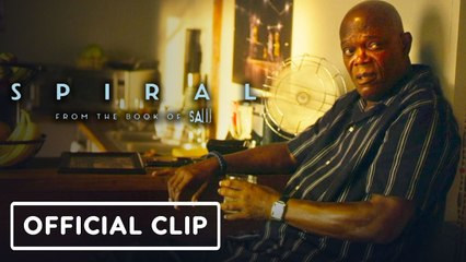 Spiral- From the Book of Saw - Official Clip (2021) Chris Rock, Samuel L. Jackson