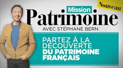 Découvrez Mission Patrimoine de Stéphane Bern