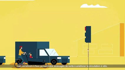 Le « cédez le passage cycliste » au feu rouge : petite encyclopédie des aménagements de rue