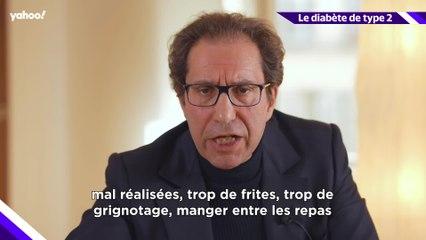 """Carnet de Santé - Dr Christian Recchia : """"Le diabète de type 2 est une épidémie mondiale qui touche presque 500 millions de personnes dans le monde"""""""