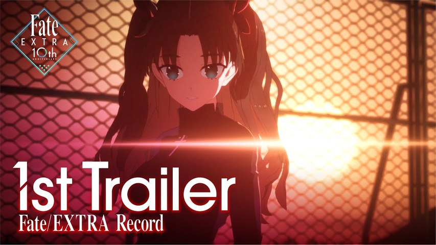 Fate/EXTRA Record - Trailer d'annonce