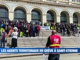 A la Une : Accident mortel à Saint-Just-Saint-Rambert / Un sondage place Wauquiez en tête / L'épopée verte, une soirée pop ! / - Le JT - TL7, Télévision loire 7