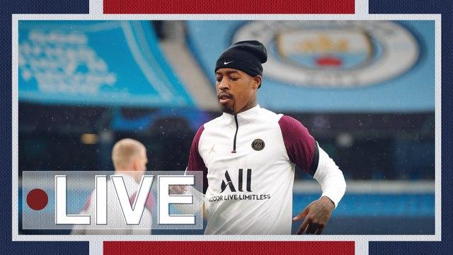 Man City - Paris Saint-Germain : l'avant match en direct de Manchester !