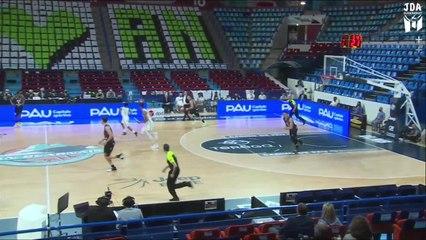 Dijon Highlights vs. Pau-Lacq-Orthez