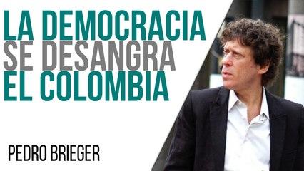 La democracia se desangra en Colombia - Corresponsal en Latinoamérica - En la Frontera, 4 de mayo de 2021