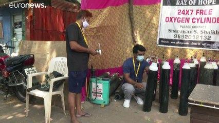 مبادرات التطوع تتالى في الهند لمعالجة تفشي مرض كوفيدـ19