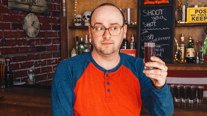 'Last Week Tonight' Writer Josh Gondelman Takes Shots, Talks About Working For John Oliver