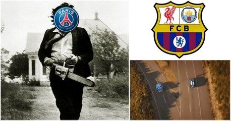 Los memes no se olvidan del PSG tras caer ante Manchester City en la Champions League